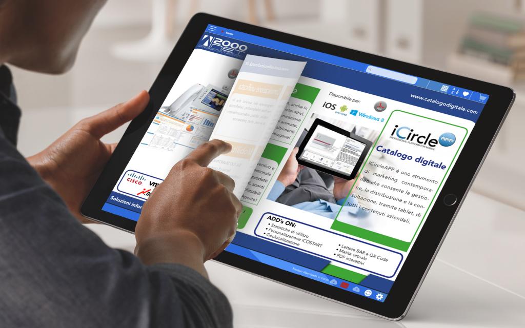 Catalogo Digitale funzionalità pdf
