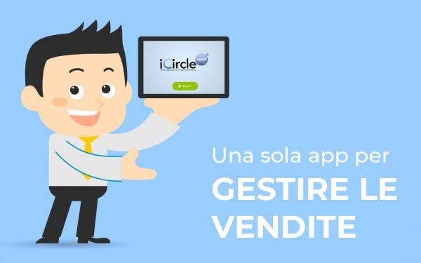 App gestione vendite Catalogo Digitale