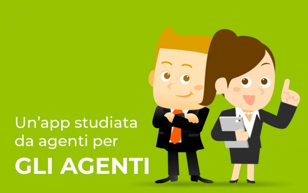 Catalogo digitale App per agenti
